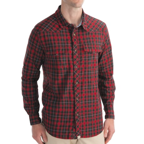Gramicci Portland Shirt - Long Sleeve (For Men)