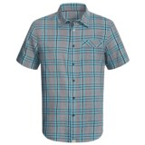 Gramicci Drakes Bay Shirt - Short Sleeve (For Men)
