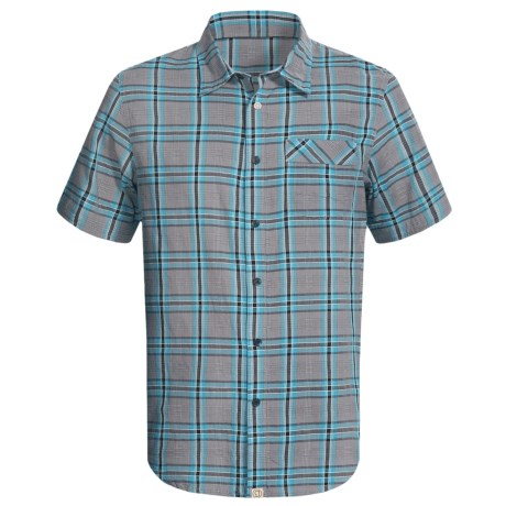Gramicci Drakes Bay Shirt - Short Sleeve (For Men)