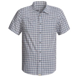 Gramicci Red Rock Shirt - Short Sleeve (For Men)