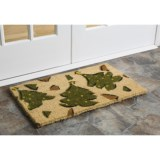 "Imports Unlimited Christmas Entry Mat - 18x30"", Coir"