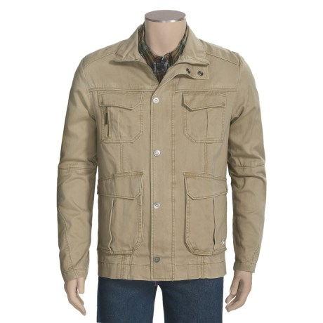 Gramicci High Trail Jacket (For Men)