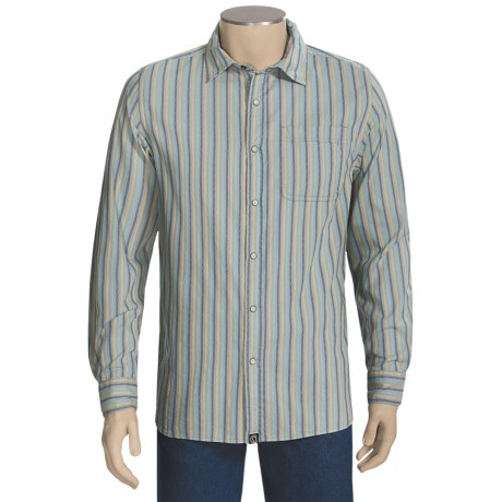 Gramicci Durango Shirt - Long Sleeve (For Men)