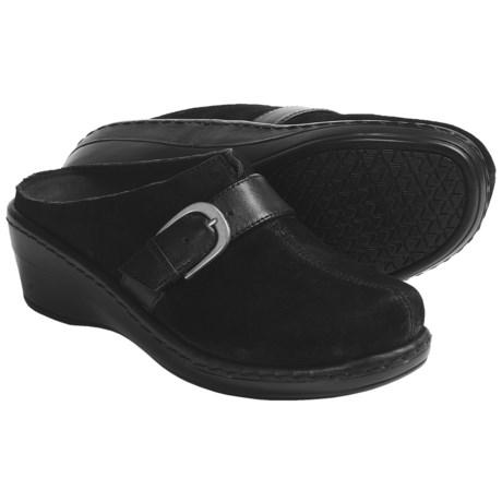 Klogs Bonny Clogs - Leather (For Women)