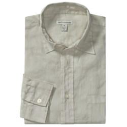 Martin Gordon Linen Shirt - Long Sleeve (For Men)