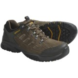 Caterpillar Torsion Shoes - Waterproof, Suede (For Men)