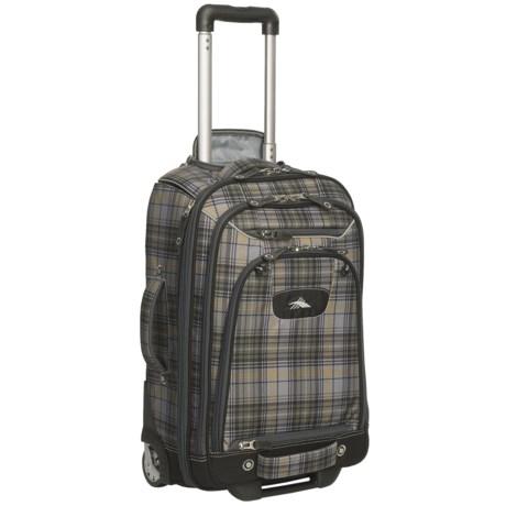 High Sierra Carry-On Boot Bag - Wheeled