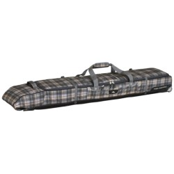 High Sierra Double Adjustable Ski Bag - Wheeled