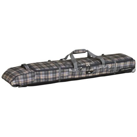 High Sierra Double Adjustable Ski Bag - Wheeled