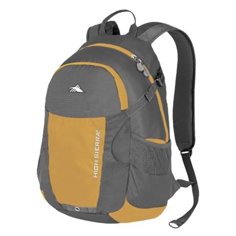 High Sierra Torsion Backpack