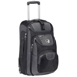 "High Sierra ATGO Wheeled Backpack - Removable Daypack, 26"""