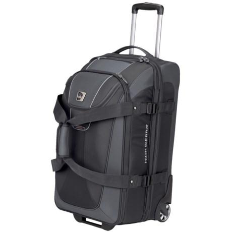 "High Sierra ATGO Wheeled Duffel Bag - 32"", Expandable"