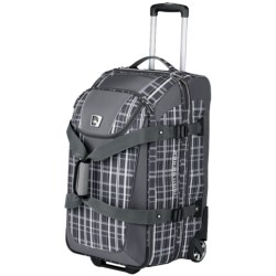 High Sierra ATGO Expandable Wheeled Duffel Bag - 26""