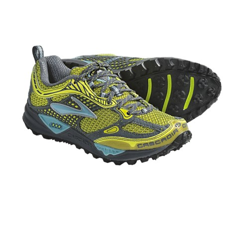 Brooks Cascadia 6 Trail Running Shoes (For Women)