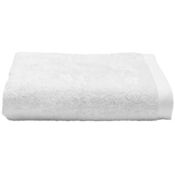 Chortex Self Ridges Bath Sheet - Zero-Twist Cotton, 600gsm