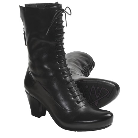 Earthies Ramini Boots - Leather (For Women)