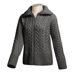 J.G. Glover & CO. Peregrine by J.G. Glover Cardigan Sweater - Peruvian Merino Wool (For Women)