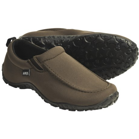 Arks Outdoors NECOprene Camp Moc Shoes - Neoprene, Slip-Ons (For Women)