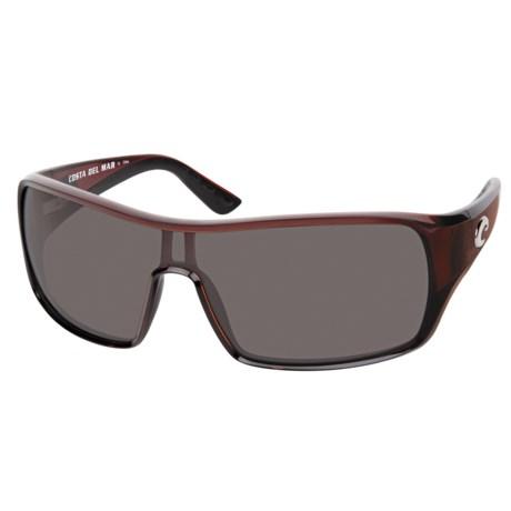 Costa Del Mar Bill Chaser Sunglasses - Polarized 400P Lenses