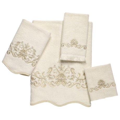 Avanti Linens Premier Venetian Scroll Towel Set - 4-Piece