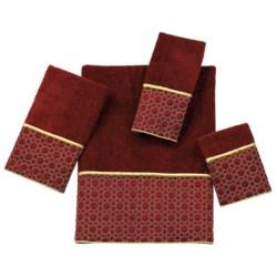 Avanti Linens Cobblestone Towel Set - 4-Piece