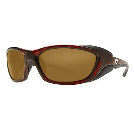 Costa Man-O-War Sunglasses - Polarized CR-39® Lenses
