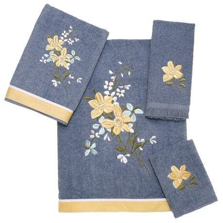 Avanti Linens Premier Summer Breeze Towel Set - 4-Piece