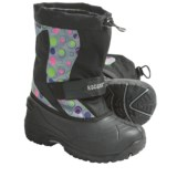 Kodiak Kaitlin Snow Boots - Waterproof, Insulated (For Girls)