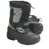 Kodiak Kaitlin Snow Boots - Waterproof, Insulated (For Girls)