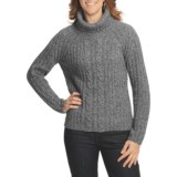 Nomadic Traders Winter Solstice Sweater - Donegal Cable (For Women)