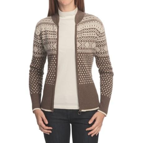 Nomadic Traders Winter Solstice Kristin Cardigan Sweater (For Women)
