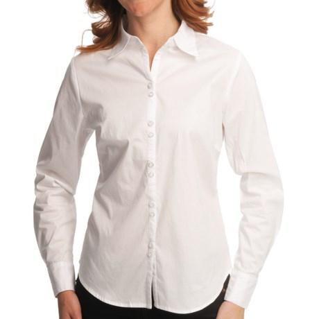 Nomadic Traders Bleecker St. French Laundry Cambridge Shirt - Long Sleeve (For Women)