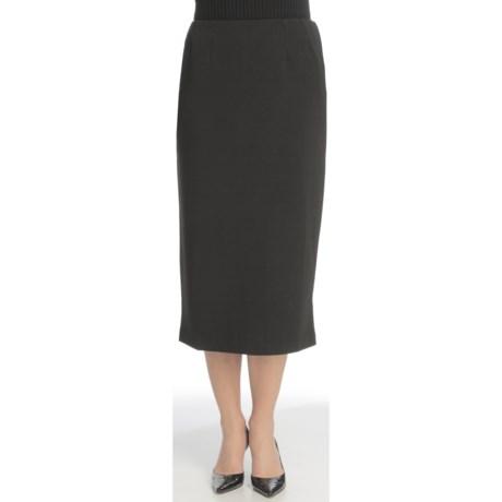 Nomadic Traders Metro Column Skirt - Ponti de Roma Knit (For Women)