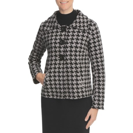Nomadic Traders Ponti de Roma Swing Jacket - Stretch Knit (For Women)