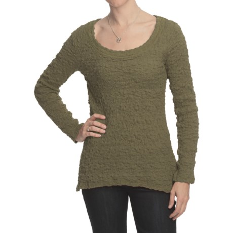 Nomadic Traders Top It Off Naomi Shirt - Long Sleeve (For Women)