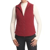 Nomadic Traders Harvard Square Vest - Microsuede (For Women)