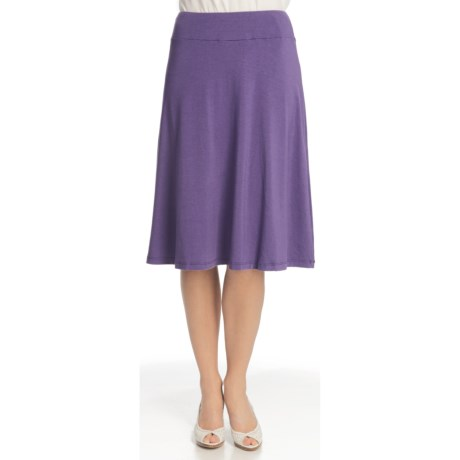 Nomadic Traders Transition Skirt - Jersey Knit (For Women)