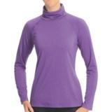 Nomadic Traders Transition Turtleneck - Jersey Knit, Long Raglan Sleeve (For Women)