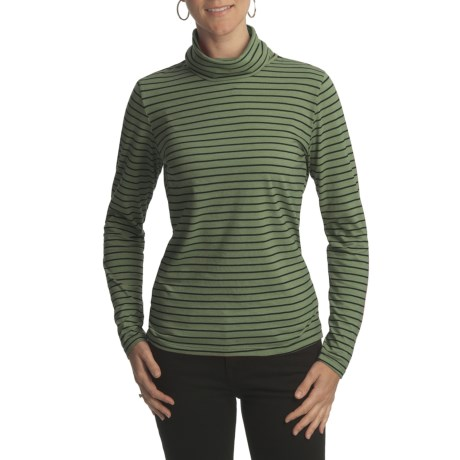 Nomadic Traders Noma Turtleneck - Long Sleeve (For Women)