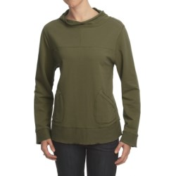 Nomadic Traders Noma Bryn Shirt - French Terry, Long Sleeve (For Women)