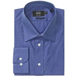 Ike Behar Dress Shirt - Point Collar, Long Sleeve (For Men)