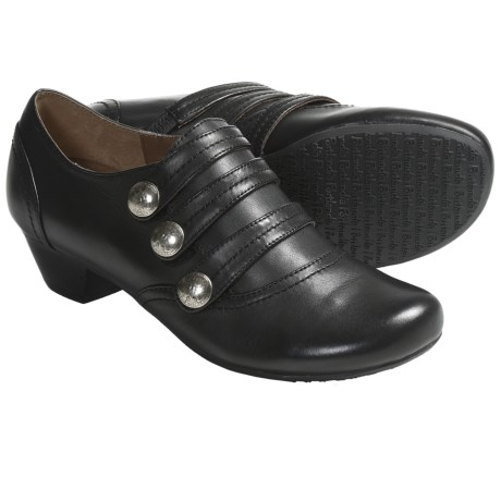 Portlandia Calistoga Shoes - Leather, Slip-Ons (For Women)