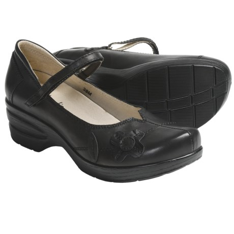 Portlandia Magnolia Shoes - Leather, Mary Janes (For Women)