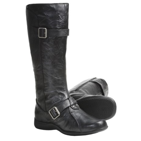 Portlandia Adventure Tall Boots - Leather (For Women)