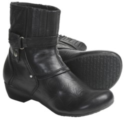 Portlandia Quest Boots - Leather (For Women)