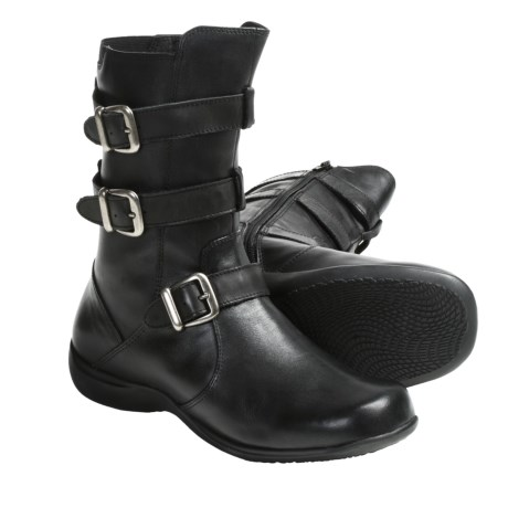 Portlandia Explore Boots - Leather (For Women)
