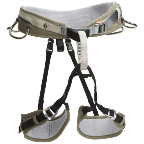 Black Diamond Equipment Focus Speed Adjust Climbing Harness