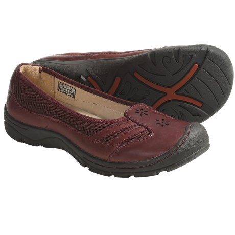 Keen Paradise Ballerina Shoes - Leather (For Women)