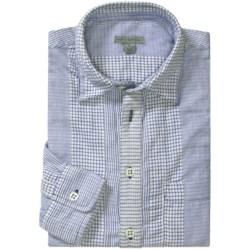 Martin Gordon Popover Stripe Shirt - Cotton, Long Sleeve (For Men)