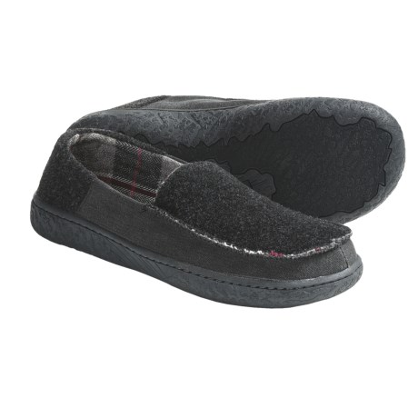 Woolrich Westland Moccasin Slippers (For Men)